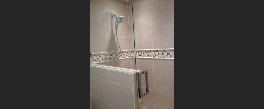 Shower room tiles | Hadinger Flooring