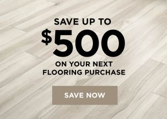 Sakle for Hadingers Flooring