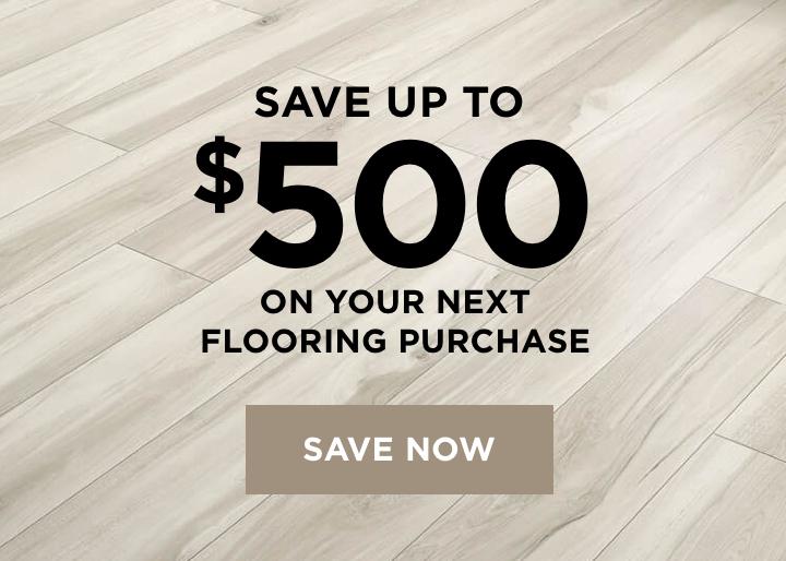 Sakle for Hadingers Flooring