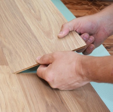 Laminate installation Fort Myers, FL | Hadinger Flooring