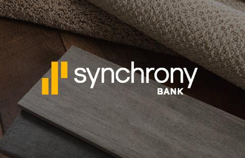 Synchrony Financial | Hadinger Flooring